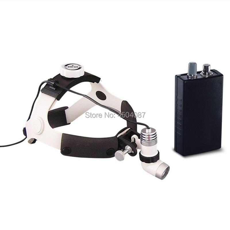 High Quality Adjustable Brightness Light Spot Medical Headlight Headlamp Dental Surgical Medical Headlamps