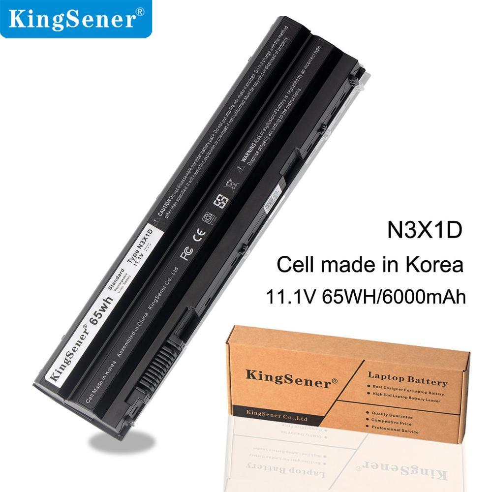 KingSener N3X1D Laptpo Batterie Pour Dell Latitude E5420 E5430 E5520 E5530 E6420 E6520 E6430 E6440 E6530 M5Y0X HXVW 8858X T54FJ