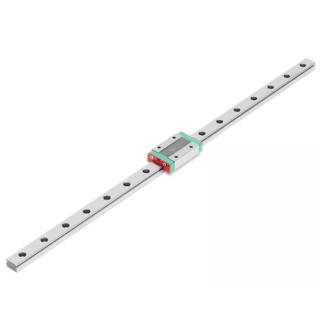 12mm Linear Guide MGN12 100 150 200 250 270 300 350 400 450 500 550 600 700 800 1000 mm linear rail + MGN12C or MGN12H carriage