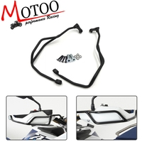 For Honda CRF1000L 16 19 XADV 750 17 19 Steel Left Right Motorcycle Font Handle Bar Hand Guard Bumper Frame Protector