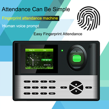OULET Biometric Time Attendance System USB Fingerprint Reader Access Control Clock Employees Device Fingerprint Time Attendance цена в Москве и Питере