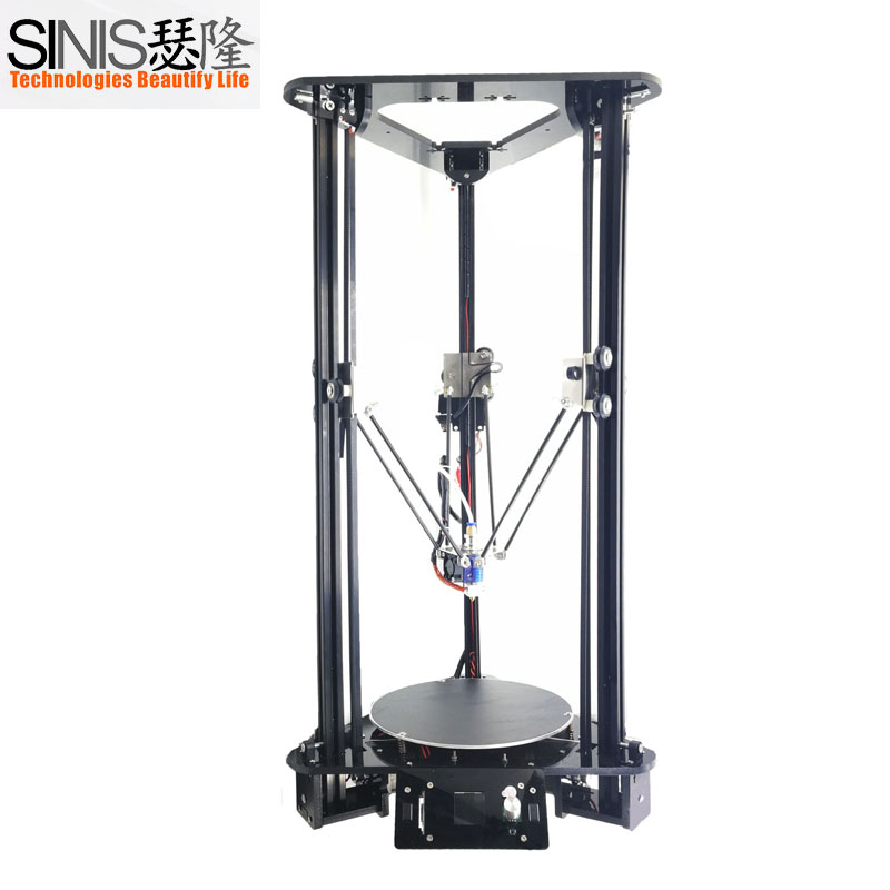 2018 NEW Product Desktop 3D Printing Machine Higher Printing Size 3D Printer with Touch Screen and