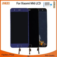 5.15 inch 1920x1080 LCD Display For Xiaomi Mi 6 Touch Screen Digitizer Assembly Replacement For Xiaomi Mi6 LCD No Dead Pixel