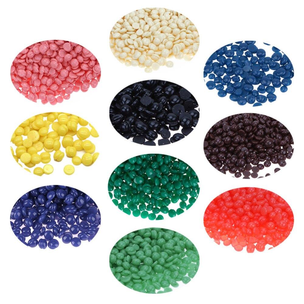 100g/Bag Chamomile Flavor Depilatory Wax Pearl Hair Removal Hot Waxing Bikini Perfect Hair Removal Cream Hard Beans