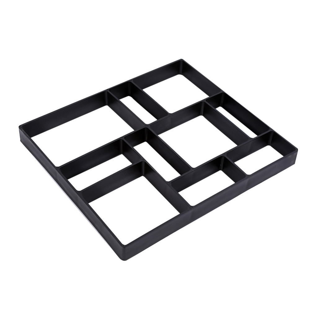 Furniture Accessories Efficient Diy Garden Concrete Paving Mold For Pavement Walkways For Garden Path Paving Mold Pathmate Shovel De