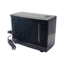 1 Pcs Adjustable DC 12V 60W Car Air Conditioner Cooler Cooling Fan Water Ice Evaporative Portable Car Cold Air Conditioning Fan