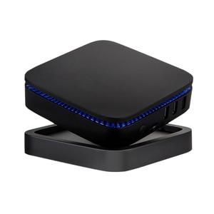 Image 4 - AK1 Mini PC Windows 10 Computer Intel Celeron J3455 Prozessor 4 GB RAM 64 GB SSD