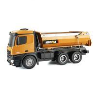 Huina 1:14 RC грузовик 10 CH удаленный самосвал игрушка Дети подарок