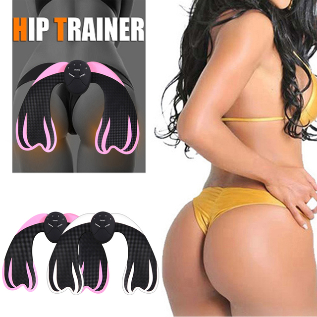 Smart ABS Hips Muscle Trainer Body Sculpting Massager Stimulator Hips Sports Stickers to Lose Weight Gym Fitness Accessories 2