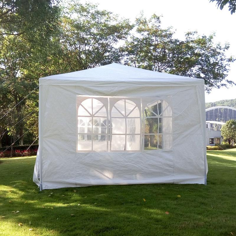 3 X 9m Portable Home Use Waterproof Tent White High Quality Outdoor Travel Waterproof Tent Easy To Install And Use 3 x 9m portable home use waterproof tent white high quality outdoor travel waterproof tent easy to install and use