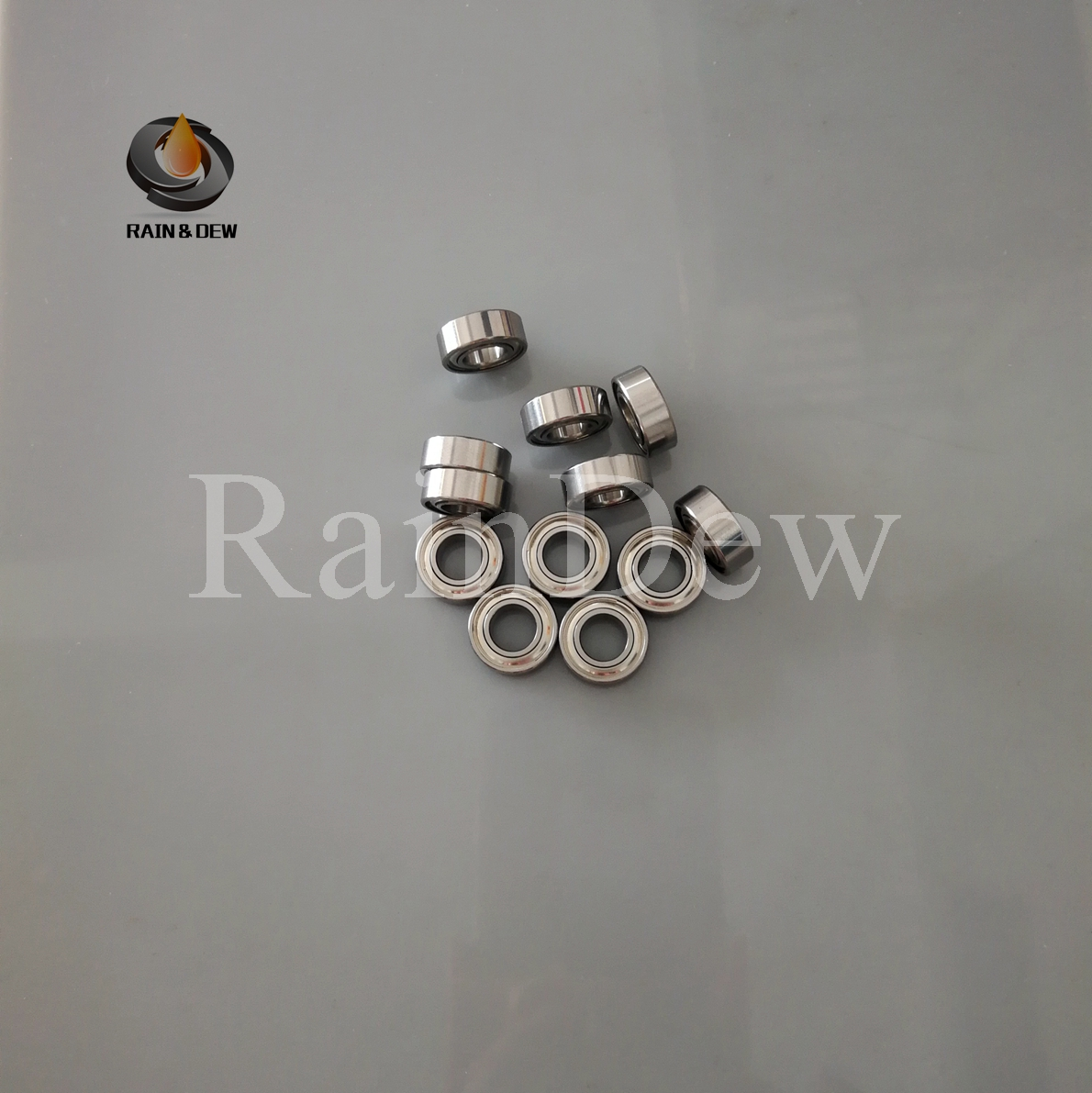 Free Shipping 10PCS S687ZZ S687 ZZ Bearings 7x14x5 mm 687ZZ Stainless Steel Ball Bearings DDL-1470ZZ  ABEC-7