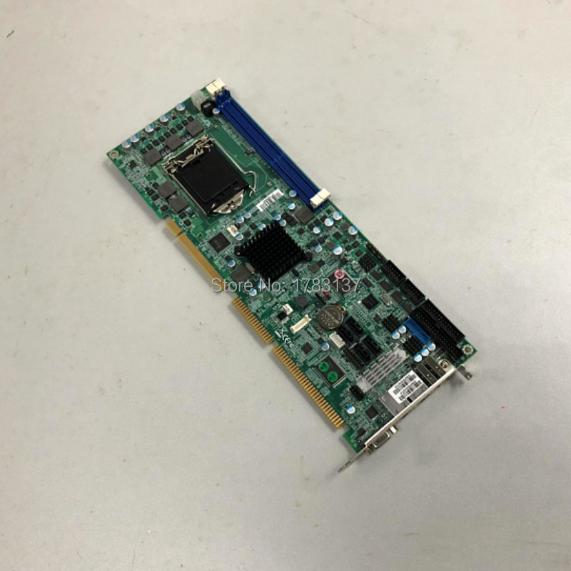 ROBO-8780VG2A 000 industrial CPU Board PICMG 1.0 SBC DDR3 1155 tested working