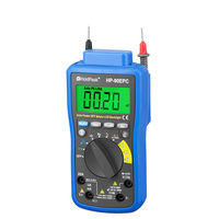 Hot Sale HoldPeak HP 90EPC Digital Multimeter USB Multimeter Digital Temperature Instruments Capacitance Meter Data USB Hold M