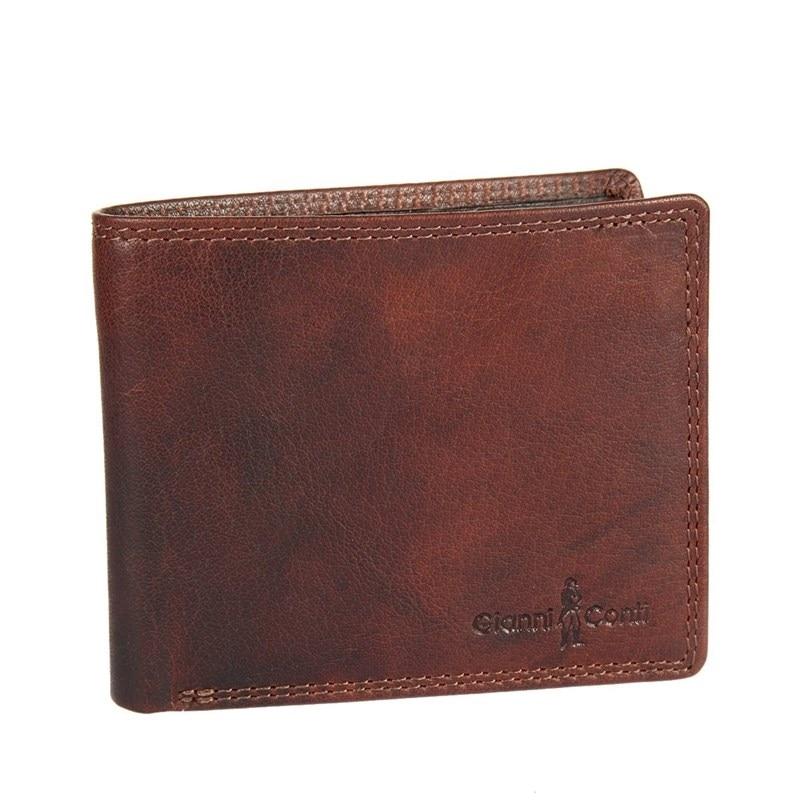 Coin Purse Gianni Conti 1077111 Tan кожаные сумки gianni conti 912150 tan