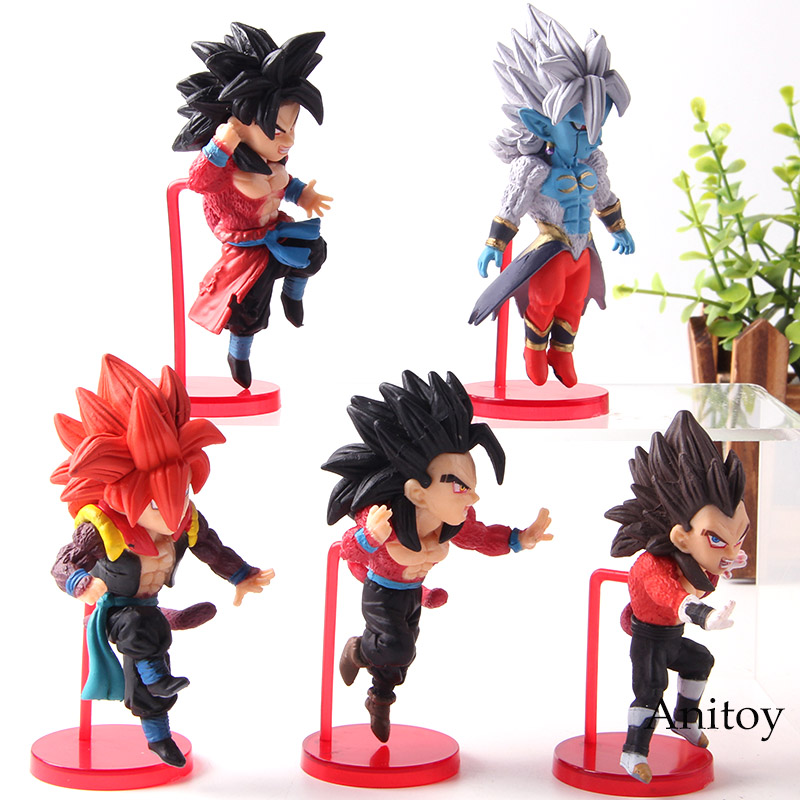 Dragon Ball Super Heroes World Collectable Figure WCF Vol.3 ALL 5 Sets Japan