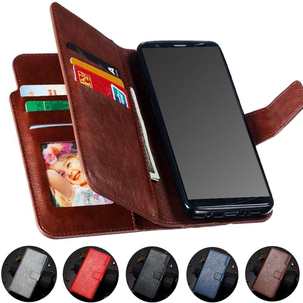 Luxo Cartões de Caso Para a Huawei P8 9 P9 P10 P20 Companheiro Mate20 Mate10 10 20 lite Pro 2017 p Inteligente tampa do telefone de Couro Flip Carteira Capa