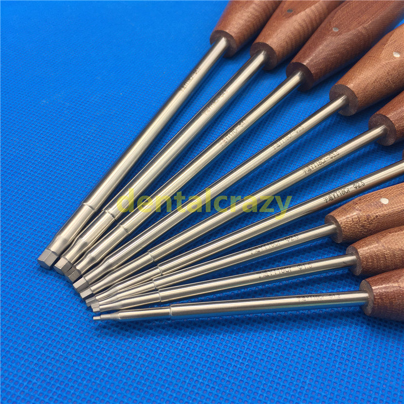 Best Bone Screw Drivers Bone Screwdriver Hex Heads Veterinary Orthopedics Instruments