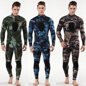 96488c08e81f Sbart marca mujeres cuerpo completo buceo traje mojado 3mm neopreno trajes  de invierno natación ...