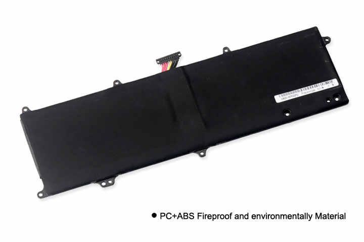 KingSener C21-X202 ноутбук Батарея для ASUS VivoBook S200 S200E X201 X201E X202 X202E S200E-CT209H S200E-CT182H S200E-CT1 5136 мА-ч