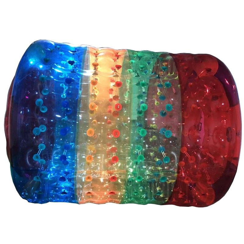 Rueda de bola de rodillo de agua para adultos o niños envío gratis rodillos inflables agua humana Zorb - 6