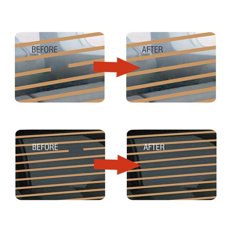 VISBELLA Kit di riparazione defogger lunotto posteriore fai-da-te per - Set di attrezzi - Fotografia 4