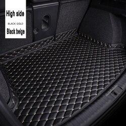ZHAOYANHUA auto Stamm matten auto styling teppich für Mercedes Benz ML63 ML300 ML320 ML350 ML400 ML450 ML500 ML550 W164 W163 w166 CLA