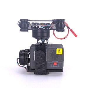 Image 1 - 3 achsen Bürstenlosen Gimbal Storm32 Control FPV Gimbal stecker und spielen Für GoPro Hero 3 4 5 6 S500 S550 DJI Phantom