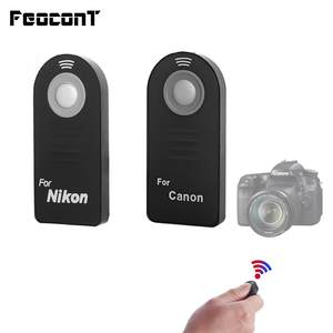 Wireless Shutter Remote ML-L3 For Nikon D7000 D5100 D5000 Shutter Release For Canon