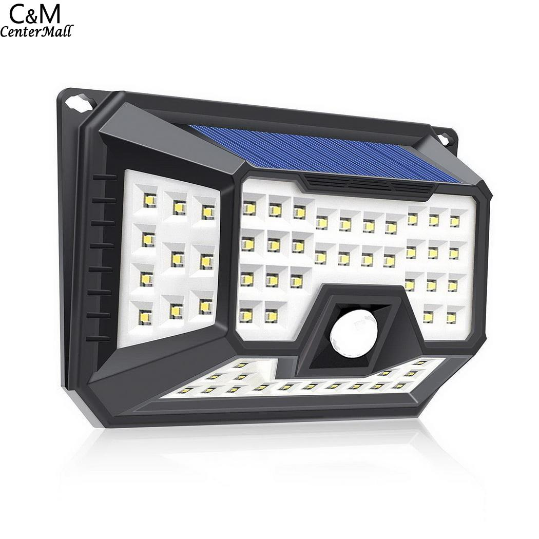 Aisle Lighting Outdoor Security Eaves Lights x Waterproof Outdoor Sensor Motion 66 etc LED Light Camping 1 Solar Garden