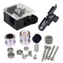Newest 1 Set Extruder High Quality Universal 3D Printer Extruder Kit Suitable For Titan 3D V5 V6 1.75mm 3mm цена 2017
