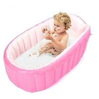 Portable Bathtub Inflatable Bath Tub Child Tub Cushion Warm Winner Keep Warm Folding Portable Bathtub
