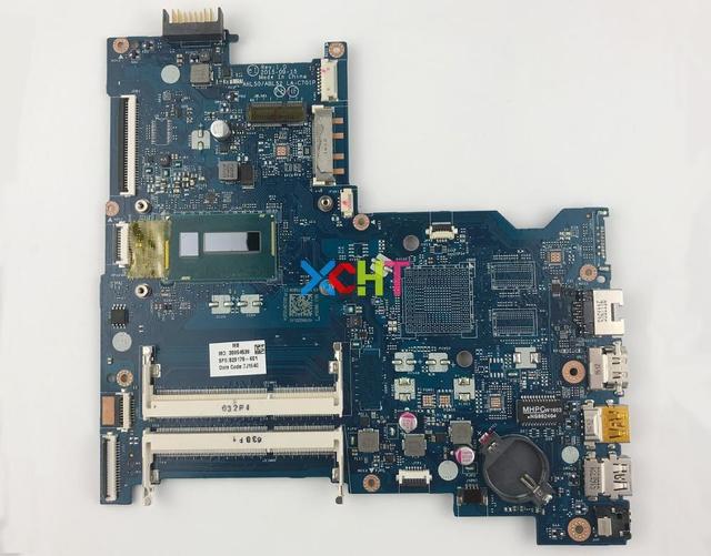828179 601 828179 501 828179 001 UMA i3 5005U LA C701P per HP Serie 15 AC 15T AC100 Scheda Madre Del Computer Portatile Mainboard testato