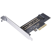 Orico Pci E Pci Express 3.0 Gen3 X4 To M.2 M Key Ssd M2 Key Interface Expansion Card Support Pci Express 3.0 X4 2230 2242 2260