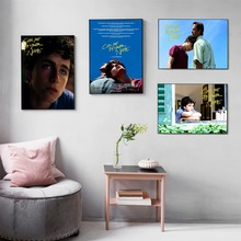 Call Me By Your Name Movie Story Posters And Prints Canvas Art Painting Wall Pictures For Living Room Decoration Home Decor