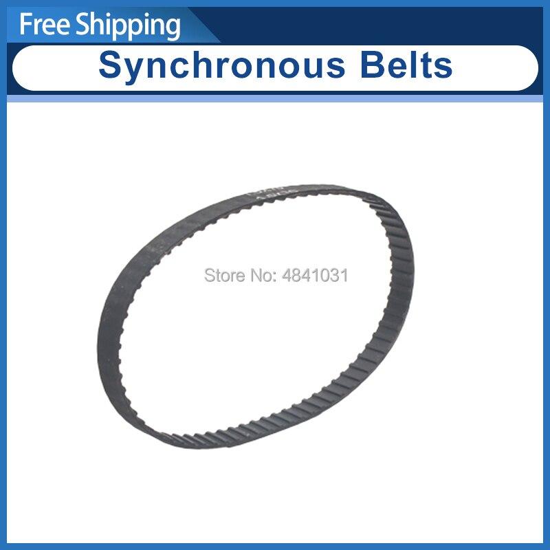 synchronous belt GT2 Rubber Timing Belt M1.5*70T*9.5mm cj0618 SIEG C2 C3 M1.5*90T*9.5mm lathe partssynchronous belt GT2 Rubber Timing Belt M1.5*70T*9.5mm cj0618 SIEG C2 C3 M1.5*90T*9.5mm lathe parts