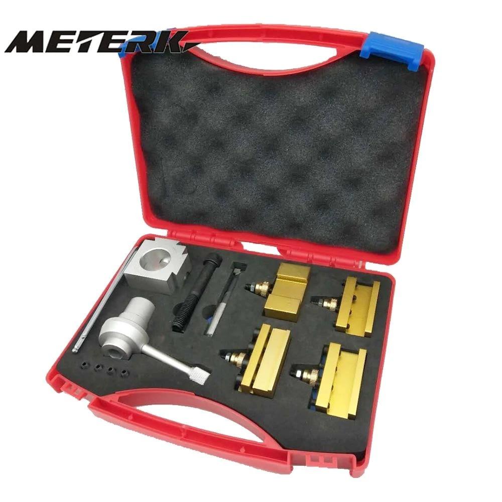 Quick Change Post Holder Kit Boring Bar Turning Lathe Tool Set fr CNC Mini Lathe
