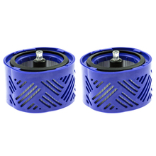2 pcs Suitable For Dyson V6 DC59 Vacuum Cleaner, Hepa Filter,Post Motor Filter Assembly Replacement Filters