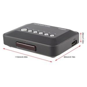 Image 5 - Kebidumei 1080 P TV vidéos lecteur SD/MMC lecteur multimédia SD MMC RMVB MP3 Multi TV USB HDMI lecteur multimédia boîtier Support USB disque dur Dr