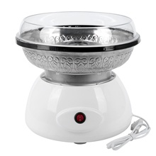 Household DIY Cotton Candy Maker 306 Stainless Steel Sugar Machine Sweet Floss Food Processors Machine Kids Gift EU Plug