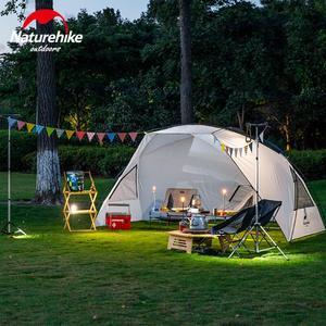 Image 5 - خيمة تخييم خارجية من Naturehike واقية من الشمس ومظلة مضادة للمطر ومضادة للأشعة فوق البنفسجية ومظلة للشمس ومظلة للشاطئ وواقي خارجي من المطر