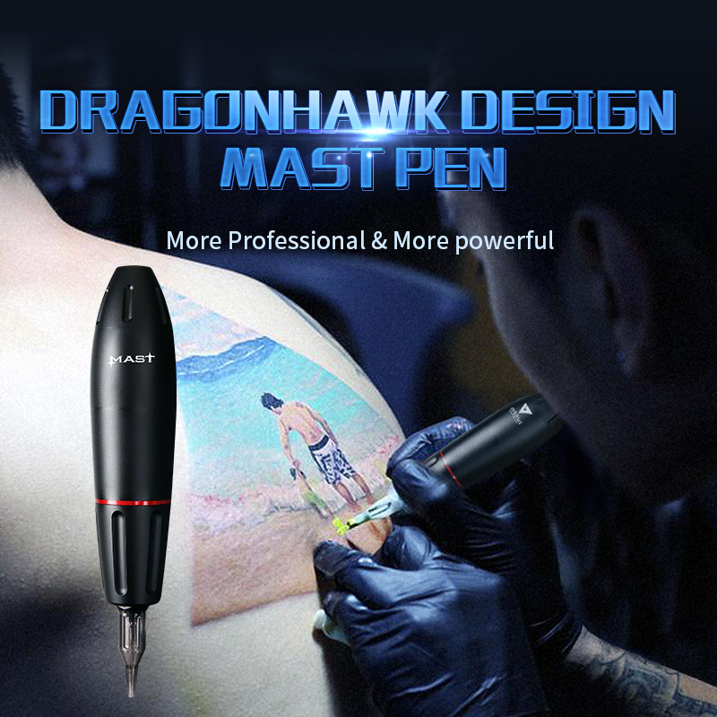 Professional Rotary Tattoo Pen Machine Permanent Makeup Machine Tattoo Studio Supplies
