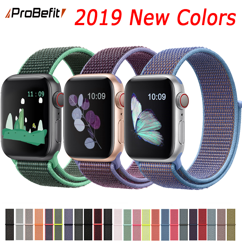 Band For Apple Watch Series 3/2/1 38MM 42MM Nylon Soft Breathable Replacement Strap Sport Loop for iwatch series 4 40MM 44MM - 32879537923,356_32879537923,0.93,aliexpress.com,Band-For-Apple-Watch-Series-3-2-1-38MM-42MM-Nylon-Soft-Breathable-Replacement-Strap-Sport-Loop-for-iwatch-series-4-40MM-44MM-356_32879537923,Band For Apple Watch Series 3/2/1 38MM 42MM Nylon Soft Breath