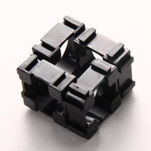 Image 3 - Soporte cilíndrico de seguridad para batería, soporte antivibración de 100 Uds., soporte cilíndrico de 22x22mm para pc + pp + gp, soporte para baterías de litio