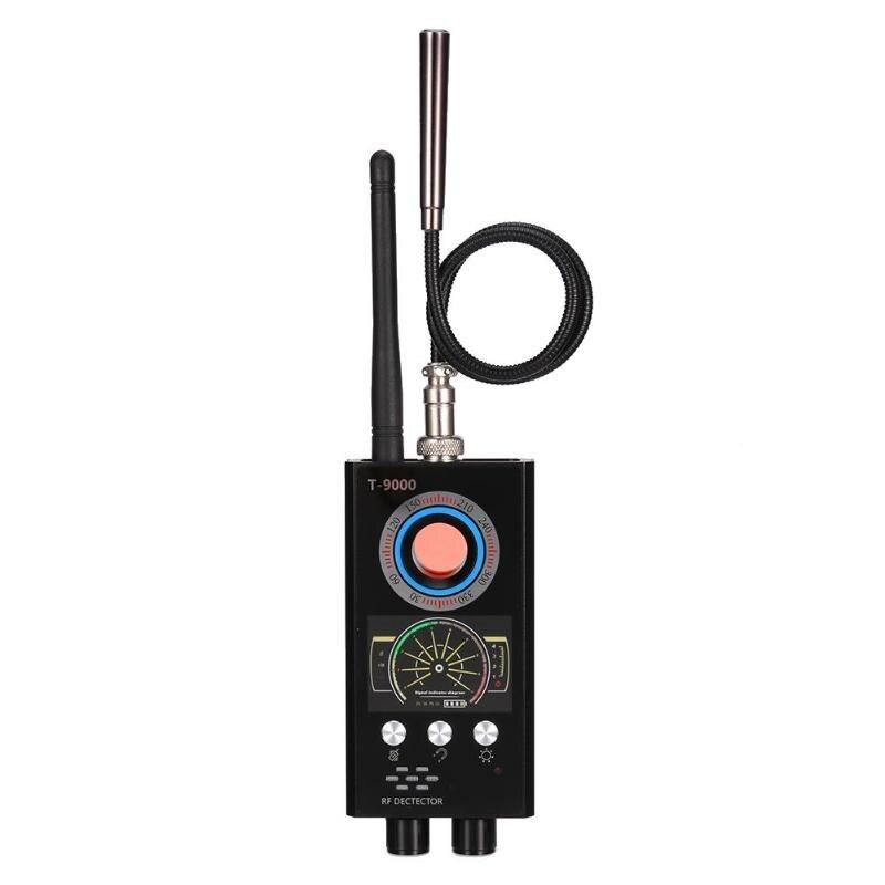 Détecteur de Signal sans fil T9000 détecteur Anti-fuite détecteur GPS Tracker