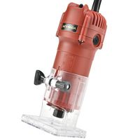 Trimming Machine Woodworking Decoration Electric Tools Bakelite Milling Carving Slotted Hole hand Electric Trimmer wood router