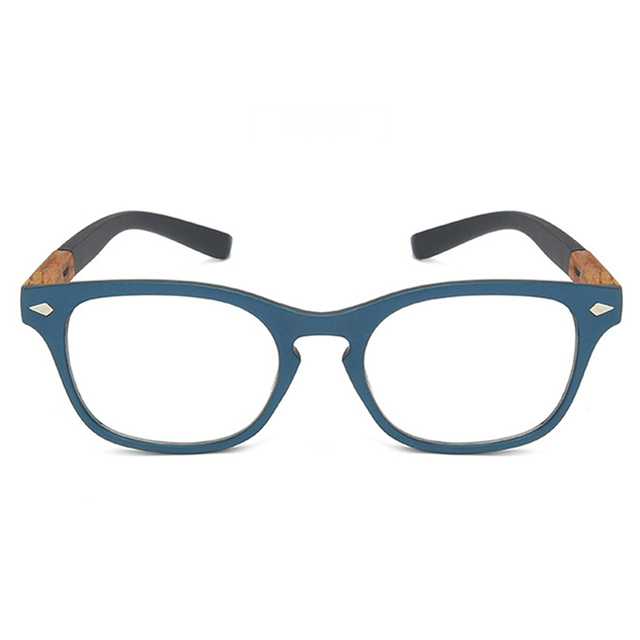 Wood Grain Reading Glasses 5