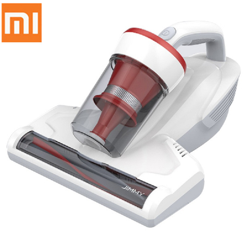 Xiaomi Mi Vacuum Cleaner JV11 Handheld Anti-Mite Dust Remover Strong Suction Vacuum Cleaner Dust Cleaner From Xiaomi Youpin xiaomi roidmi xcq01rm portable handheld strong suction vacuum cleaner z25