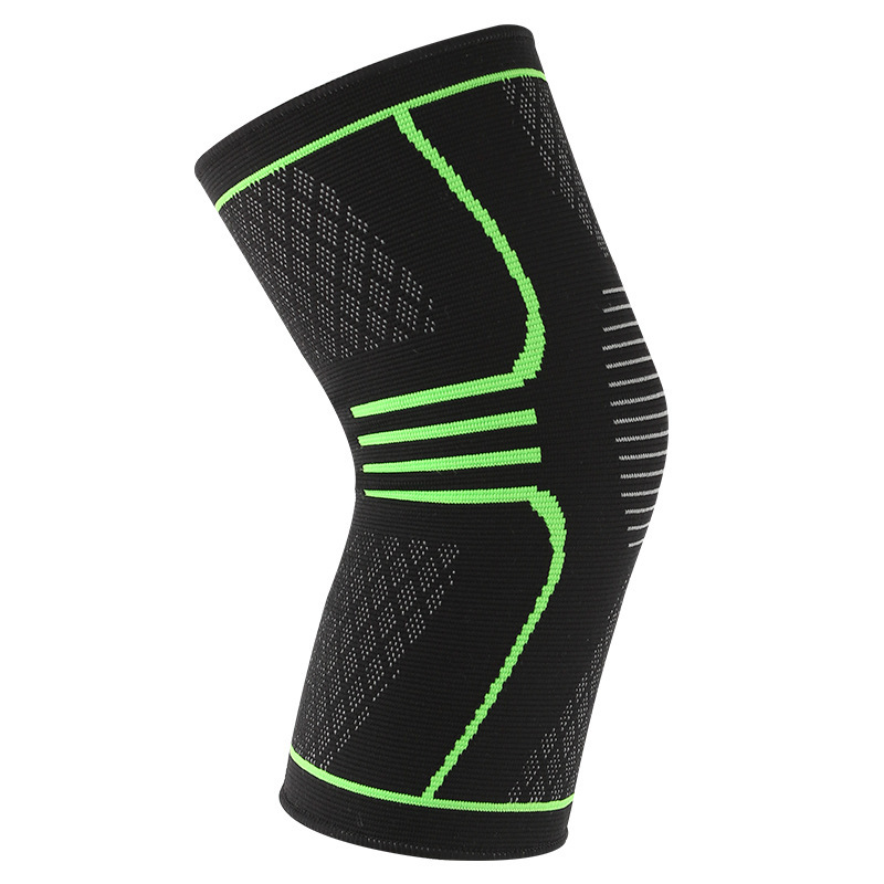 Knee Support Knee Pads Brace Kneepad Gym Weight Lifting Knee Wraps Bandage Straps Guard Compression Knee Sleeve Brace