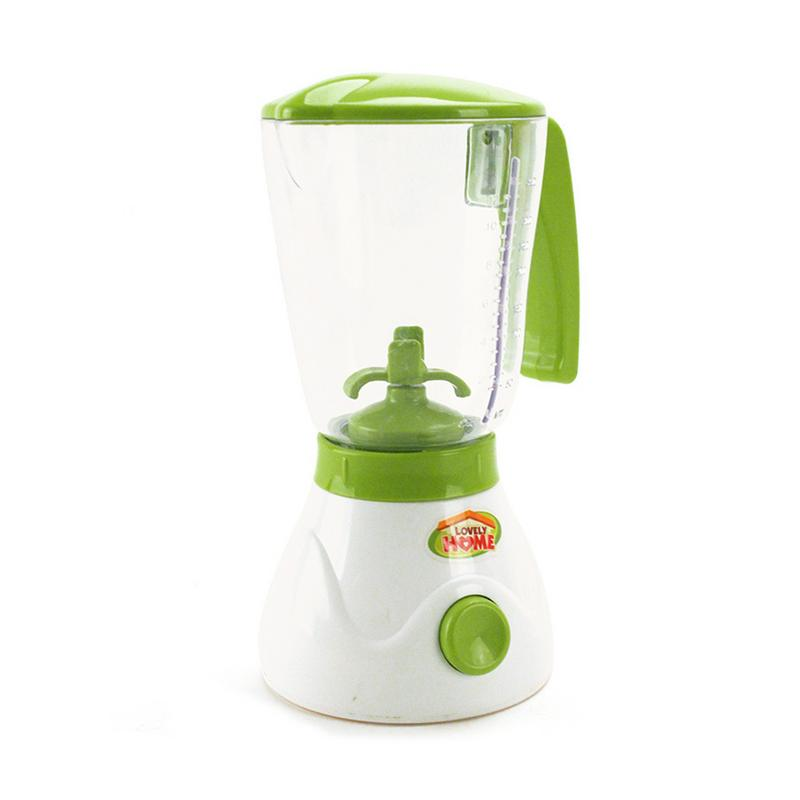 Childrens Simulation Electrical Appliance Play House Toy Green Kitchen Appliances Electric Iron Juicer Blender ToyChildrens Simulation Electrical Appliance Play House Toy Green Kitchen Appliances Electric Iron Juicer Blender Toy