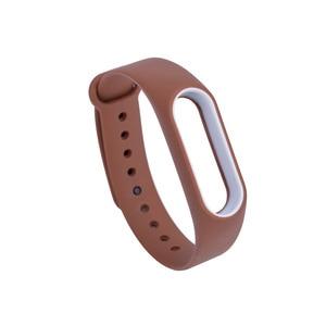 Image 5 - 21 Colors Fashion Bracelets for Xiaomi Mi Band 2 Sport Watch Strap Silicone Wrist Strap for Xiaomi MiBand2 Bracelet Wriststrap